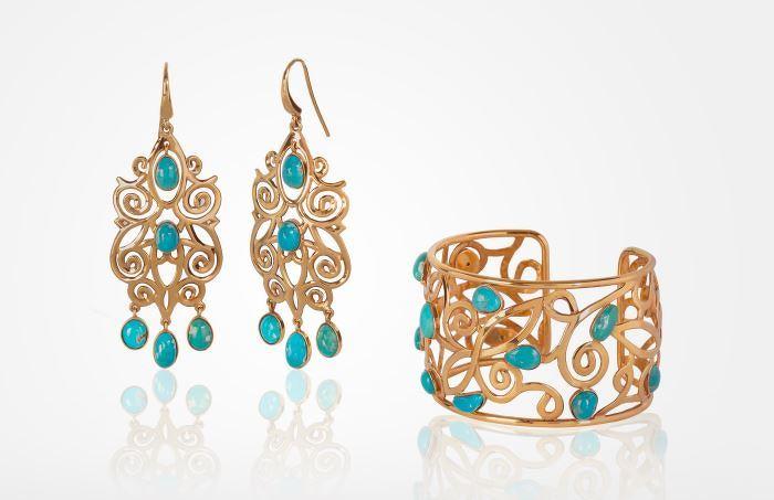 Казахстанские ювелирные изделия