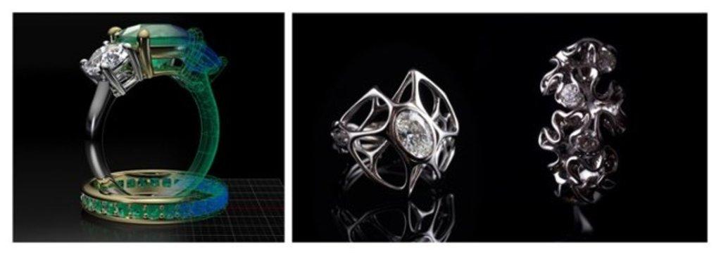 3D-технологии в ювелирном производстве
