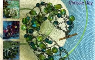 Wire Jewellery: Crocheted, Knitted, Twisted and Beaded