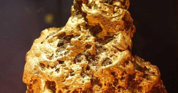 Происхождение металла золото