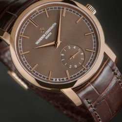 Для Haussmann &Co марка Vacheron Constantin выпустила часы Traditionnelle